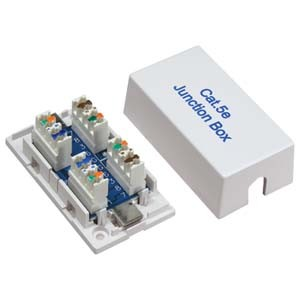 junction box utp cat5e