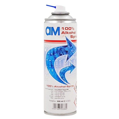 Alkohol spray 100%  AM 300 ml